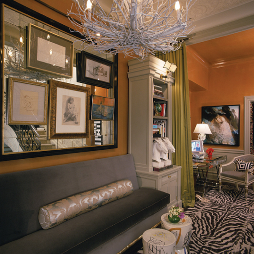 Sybaritic Spaces: 2012 Hampton Showhouse Designer Robert